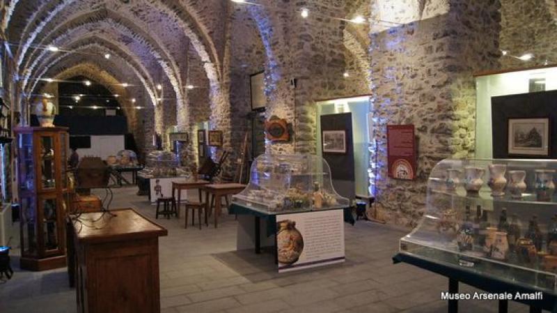 Biglietto unico per i musei di Amalfi e Ravello