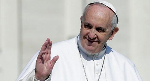 Papa Francesco tona in Campania: sarà a Napoli a giugno