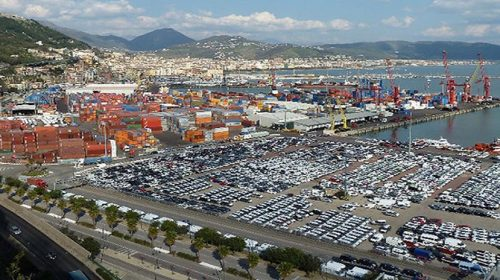 Porti campani: risultati positivi per il 2019, bene Salerno
