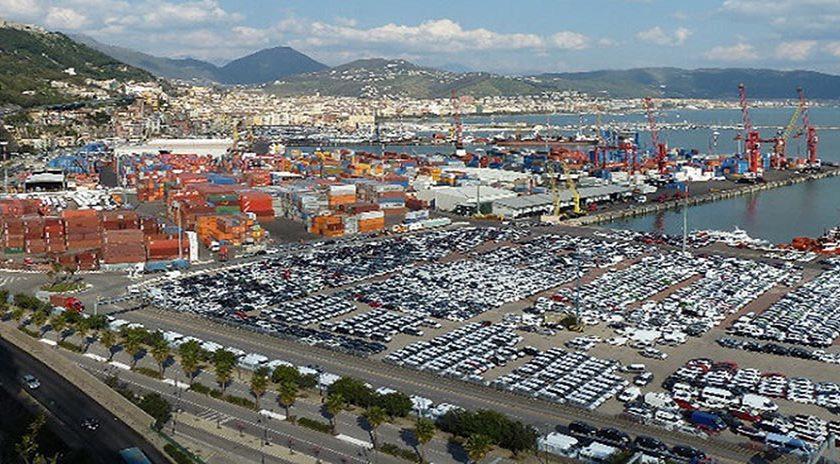 Salerno: il 2018 segna un -5% per il traffico Ro-Ro