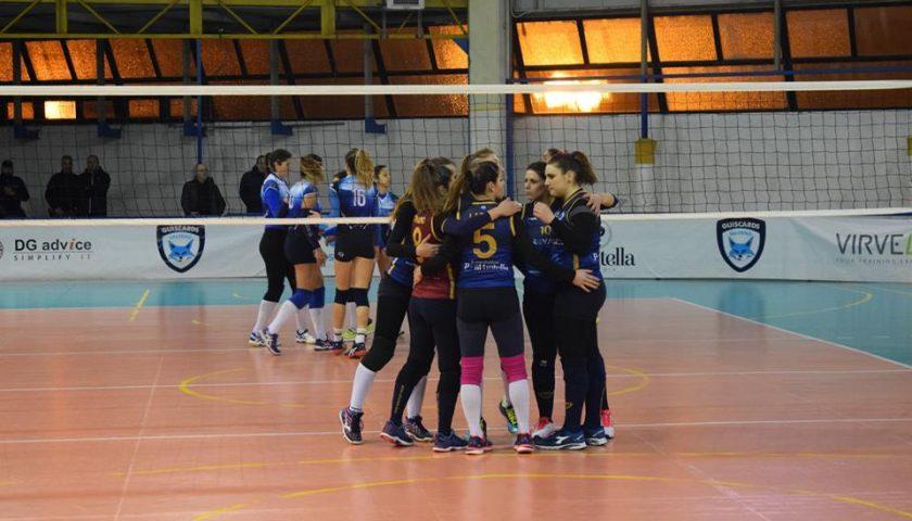 Salerno Guiscards, il team volley vuole continuare a stupire ma guai a sottovalutare Aversa