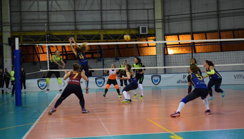Salerno Guiscards, il team volley va a caccia della rivincita in casa della Phoenix Caivano