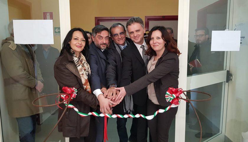 Sala Consilina: inaugurato il nuovo centro per l'impiego
