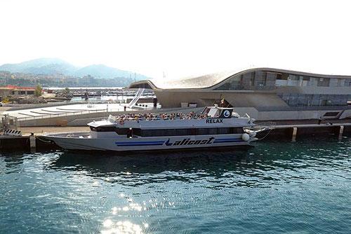 Salerno, dal 1° aprile si riparte con i collegamenti marittimi 'Alicost'