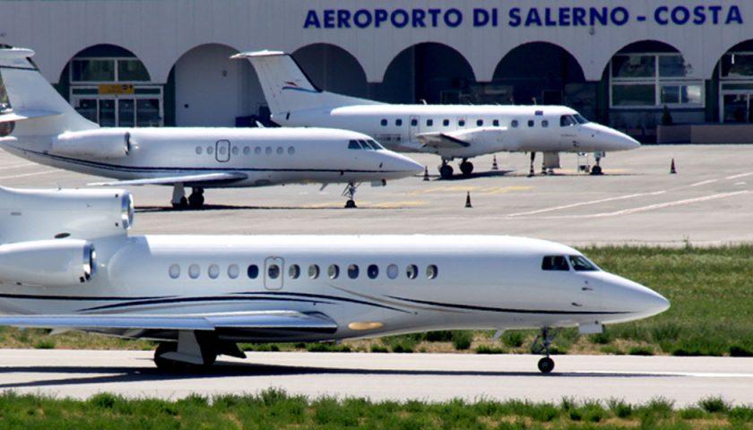 Aeroporto di Salerno: il 21 febbraio imprenditori e addetti ai lavori chiamati alla mobilitazione