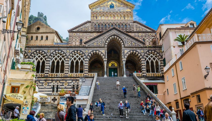 Nel weekend parte il carnevale a misura di bambino di Amalfi