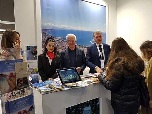 """BIT Milano, sindaco Napoli: """"Aeroporto, consacrazione turistica per Salerno"""""""
