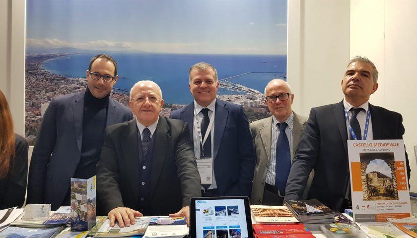"""Giancarlo Vitolo (Destinazione Salerno): """"Tutti coesi per il rilancio definitivo dell'aeroporto di Salerno"""""""
