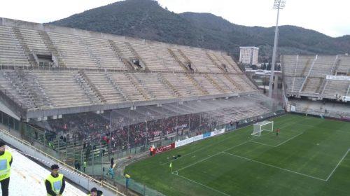 Violenze all'Arechi: obbligo di dimora per due tifosi del Foggia