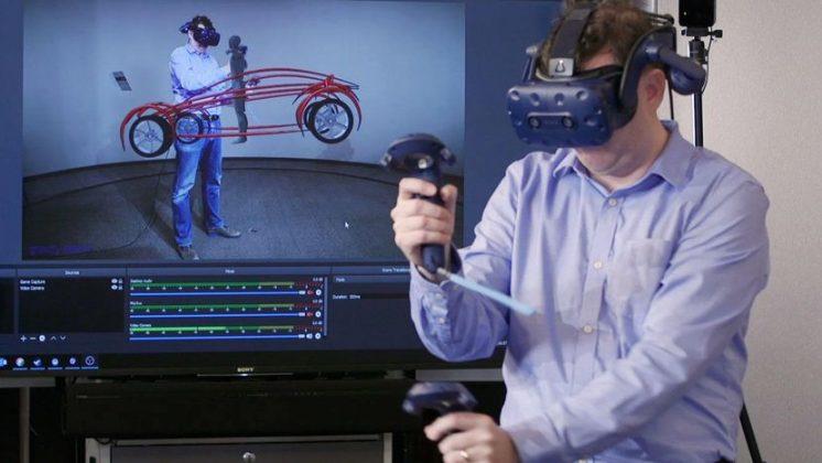 Tecnologia: Ford disegna le auto con la realtà virtuale grazie a Gravity Sketch