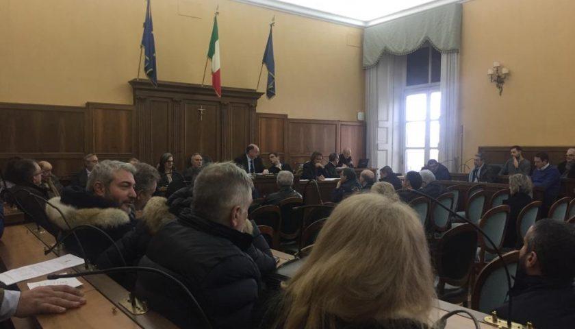 Salerno: oggi ultima seduta del Consiglio Provinciale prima delle elezioni del 3 febbraio