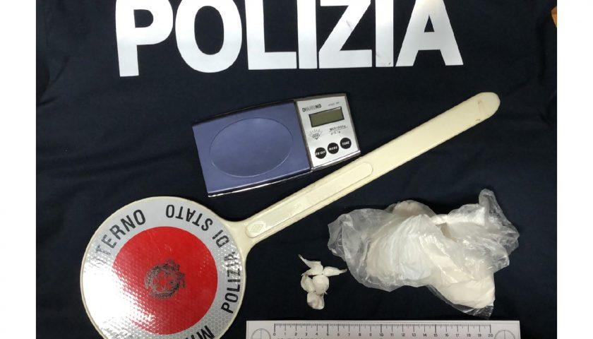 Battipaglia: arrestato uno spacciatore trovato in possesso di cocaina
