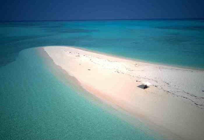 Turismo: ricerca isola deserta Maldive