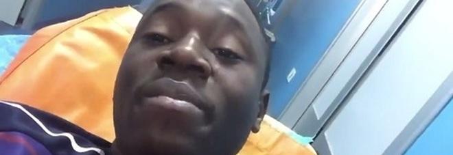 Insulti in ospedale, l'ivoriano insiste: «Frasi razziste rivolte a me»