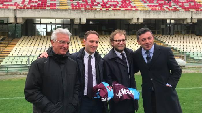 L'ex ministro allo sport Lotti a Salerno