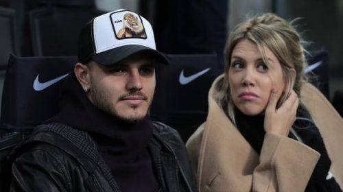 """Inter, Wanda, altro tweet notturno: """"Via quando non ti valorizzano…"""""""