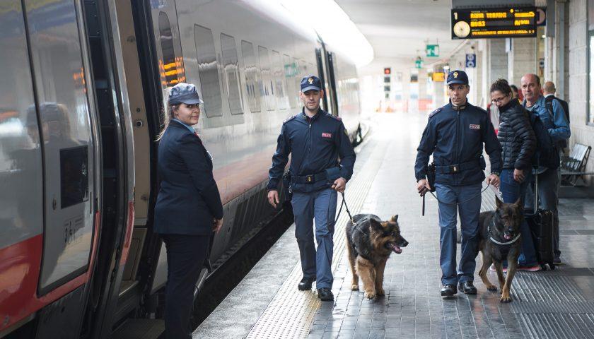 Operazione Stazioni Sicure: controlli straordinari a viaggiatori e bagagli, Task Force Antiabusivismo