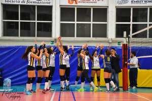 Vittoria casalinga per la Volley Project Pontecagnano, Volla ko