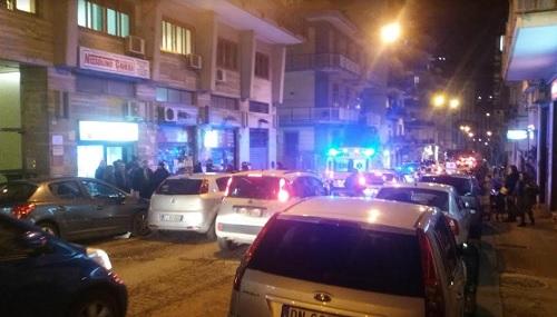 Salerno: rapinato e picchiato titolare tabacchino in Via Conforti