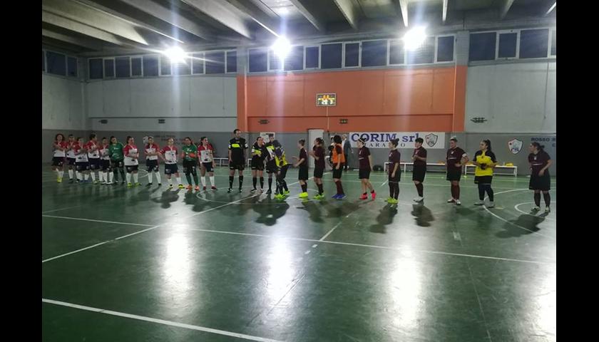 Prezioso successo esterno per la Salernitana femminile, sbancata Taranto