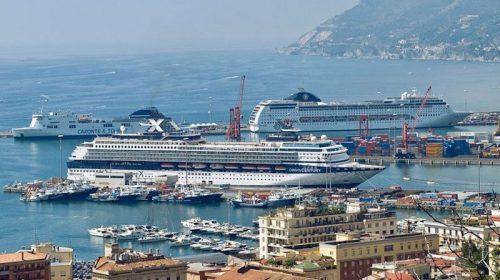 """Turismo Croceristico, """"Subito vetrina digitale per Salerno e Provincia"""""""