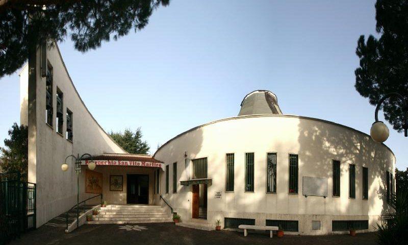 Cava de' Tirreni: rivenuto un teschio umano di oltre cinquant'anni fa nella sagrestia della chiesa di San Vito