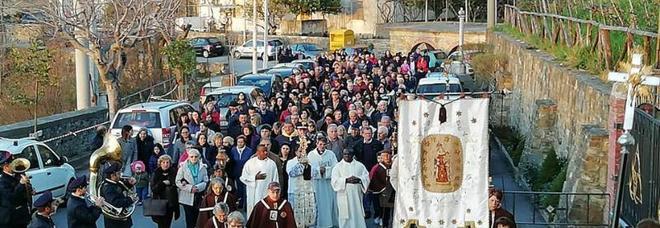 La reliquia di Sant'Antonio, dono eterno per Altavilla Silentina