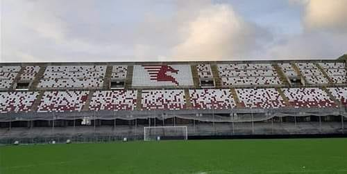 Stadio Arechi, terminati i lavori anche in Curva Nord