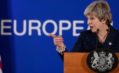 Brexit, May: 'Terzo voto su accordo solo se c'è sostegno'