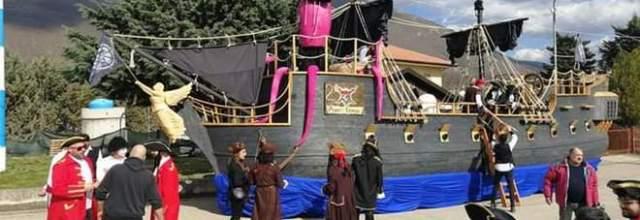 Don Chisciotte, pirati e Peter Pan: a Palomonte è ancora Carnevale