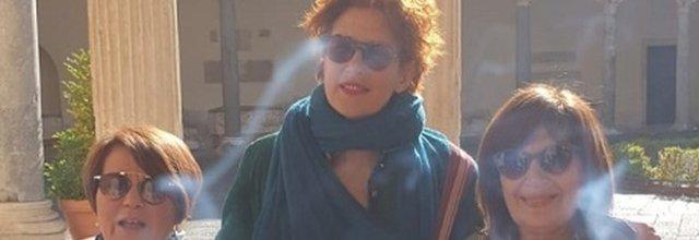 Giornata Fai, boom di turisti con Lucrezia Lante della Rovere