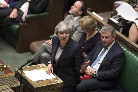 Brexit, il Parlamento boccia il 'no deal'