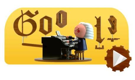 Bach, un doodle di Google celebra il musicista con l'Intelligenza Artificiale