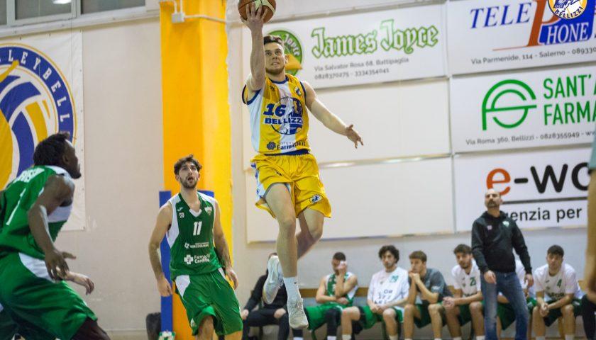 Impegno sul campo del Basket Irpinia per Bellizzi. Sanfilippo: «Difendere bene già dal primo secondo dell'azione»