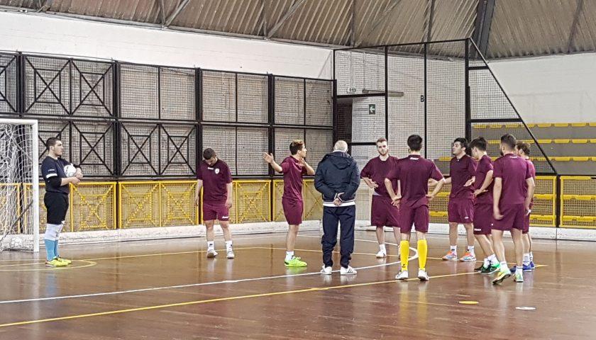 Alma Salerno in cerca di riscatto: domani sfida al Futsal Parete a caccia di punti salvezza