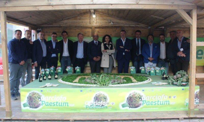 Dal 24 aprile la festa del Carciofo di Paestum IGP 2019