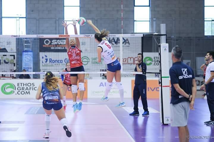 A2 volley femminile: la P2P Baronissi sfida Montecchio, ingresso gratuito