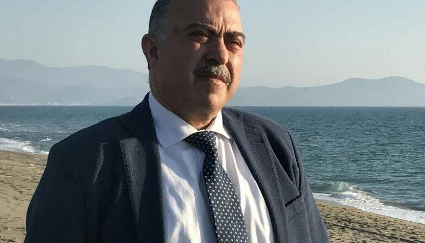 Il cordoglio del Presidente dell'ente Provincia Strianese per la morte di Francesco Palumbo