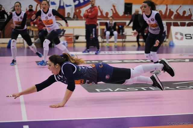 A2 volley femminile: la P2P Baronissi sfida Cutrofiano, manca un punto per la salvezza aritmetica