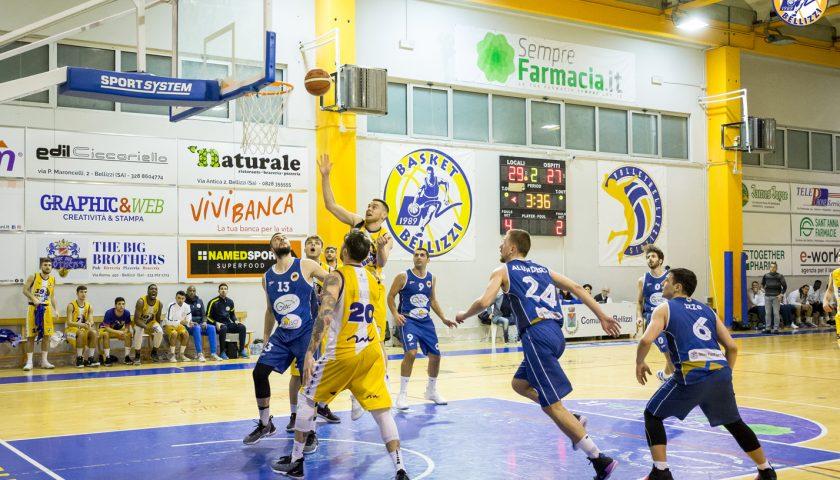 Basket Bellizzi ospita il Basket Sarno. Sanfilippo: «Sarà una partita dura, attenzione a Kalanj»