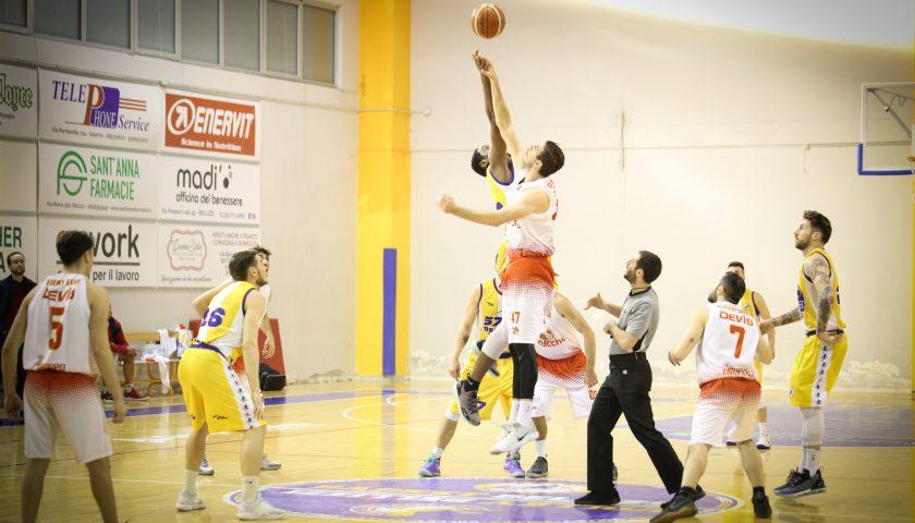 Seconda vittoria consecutiva per il Semprefarmacia.it Basket Bellizzi