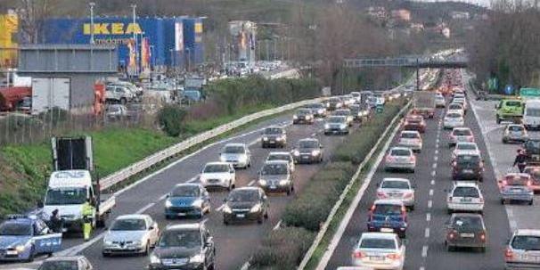 """Salerno-Avellino, il raccordo fantasma e l'eterno """"imbuto"""""""