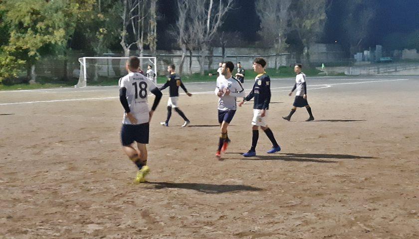 Salerno Guiscards, il team calcio compie l'impresa in casa della corazzata Pol. Etruria