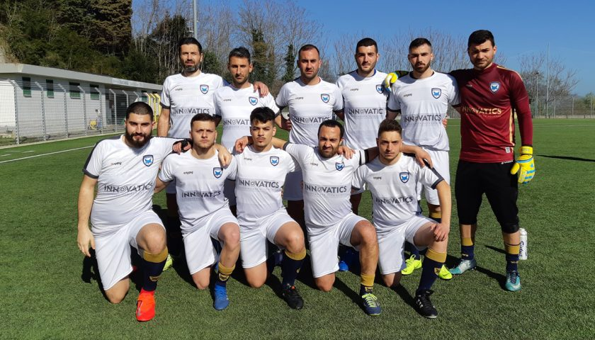 Polisportiva Salerno Guiscards, il team calcio vuole riprendere la marcia per i play off