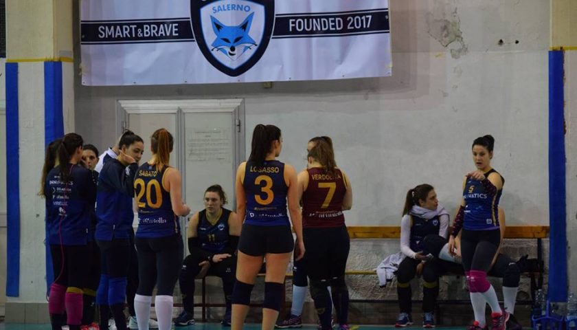Salerno Guiscards, il team volley a caccia dei tre punti nel derby in casa dell'Indomita Salerno