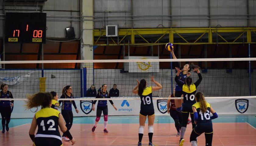 Salerno Guiscards, il team volley va a caccia della rivincita con il Cus Napoli
