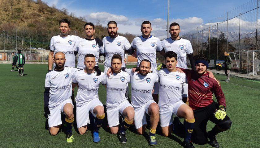 Salerno Guiscards, il team calcio ospita lo scontro diretto con il Cerrone Football Club
