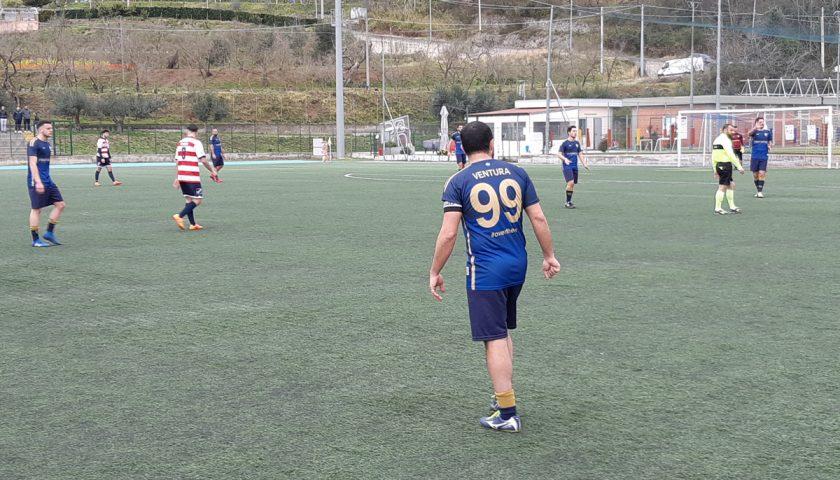 Salerno Guiscards, il team calcio non va oltre il pareggio nello scontro diretto col Cerrone Football