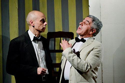 Al Teatro Arbostella un misterioso ma comicissimo Giallo targato Napoli
