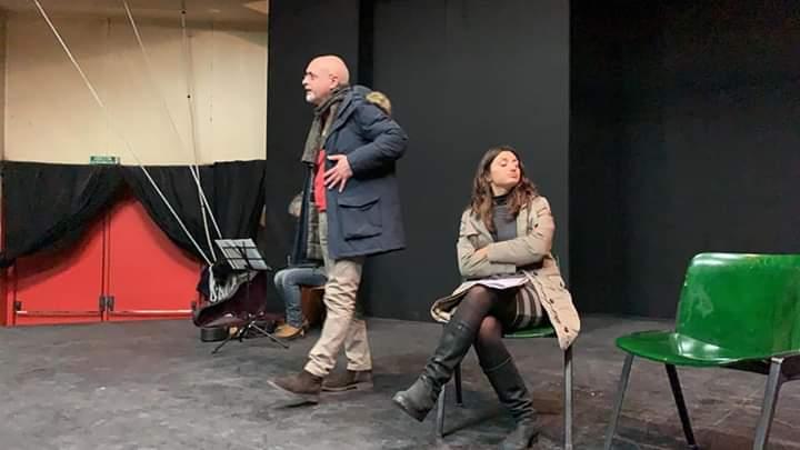 """Pagani: Occasioni da Raccontare a teatro con la compagnia """"Le Voci"""""""